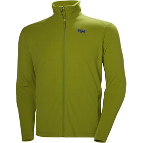 Helly Hansen Daybreaker Fleece Jacket Herre Wood Green